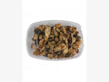 160g Fritierte Entenhaut-Stückchen