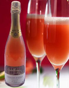 Crémant Rosé d ́Alsace