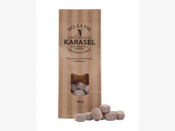 Salz Karamell Bonbons