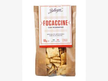 Foccacciine con Rosmarino