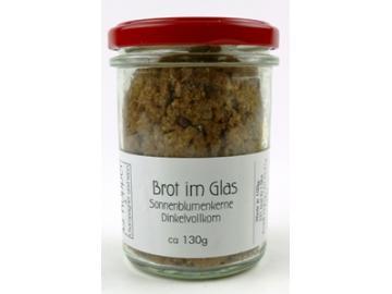 130g Sonnenblumen-DinkelvollkornBrot im Glas