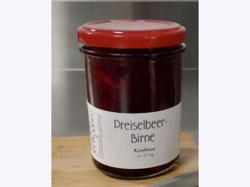 210ml Preiselbeer-Birne