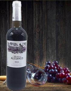 Rioja Rotwein ohne Holz