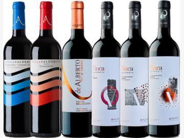 Rotwein Probier-Paket Rotwein Rueda