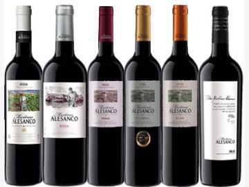 Rioja Probier-Paket Rotwein Rioja