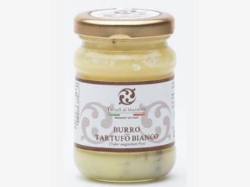 80g Butter mit Piemont Wintertrüffel