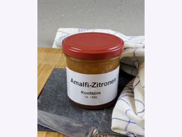 Amalfi-Zitronen Konfitüre