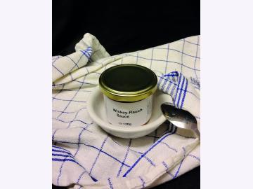 Wiskey-Rauch-Sauce