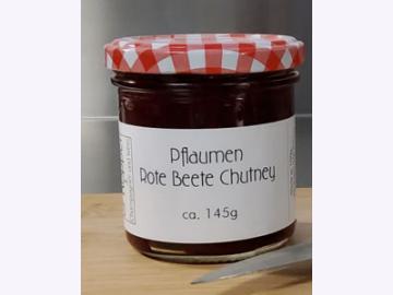 145g Pflaumen-Rote Beete Chutney