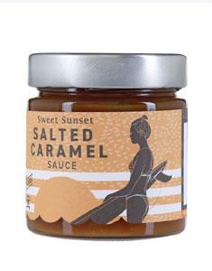 Salz Karamell Sauce