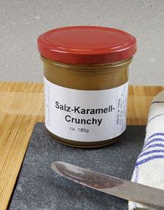 Salz Karamell Creme Crunchy