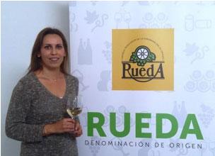 Präsidentin DO Rueda
